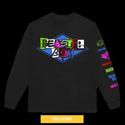 √Logo von Beastie Boys - Long-sleeve jetzt im Beastie Boys Shop