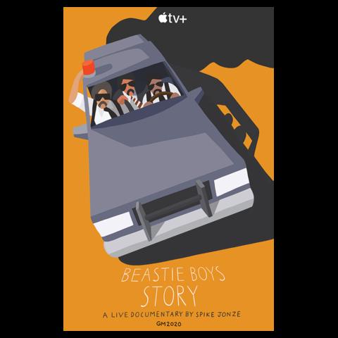 """√Beastie Boys Story """"Sabotage"""" von Beastie Boys - Poster jetzt im Beastie Boys Shop"""