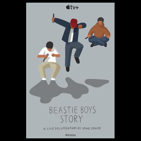 """√Beastie Boys Story """"Jump"""" von Beastie Boys - Poster jetzt im Beastie Boys Shop"""