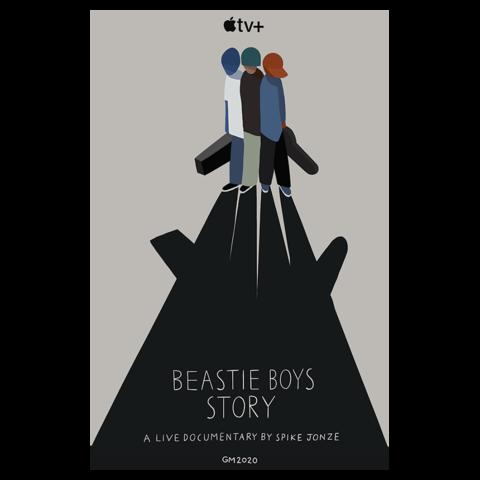 "√Beastie Boys Story ""Check your Head"" von Beastie Boys - Poster jetzt im Beastie Boys Shop"