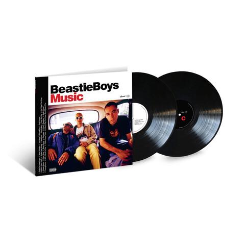 Beastie Boys Music von Beastie Boys - 2LP jetzt im Beastie Boys Shop