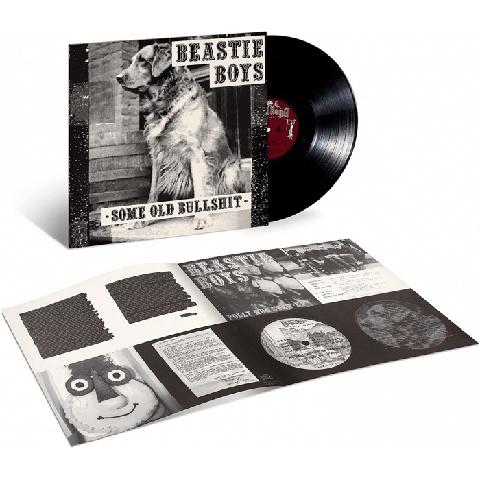 Some Old Bullshit von Beastie Boys - LP jetzt im Beastie Boys Shop