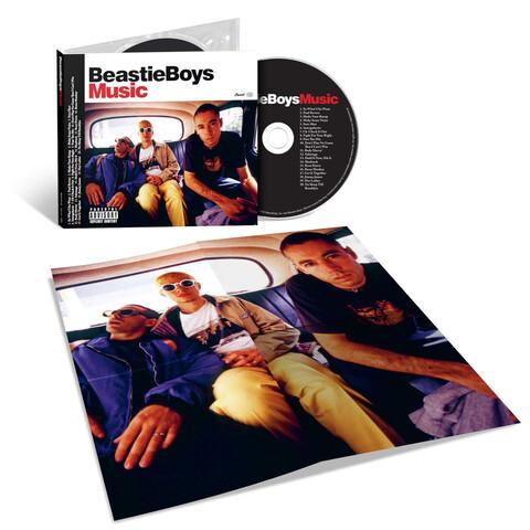 Beastie Boys Music von Beastie Boys - CD jetzt im Beastie Boys Shop